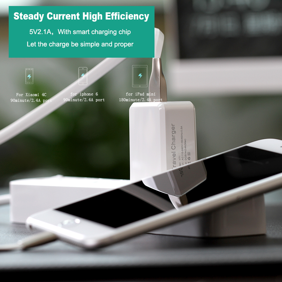 phone travel charger