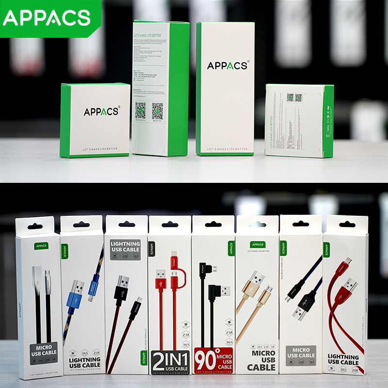 APPACS packaging