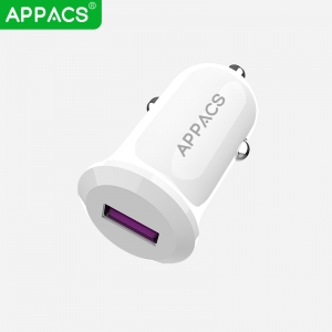 APPACS C31 QC3.0 car charger 1 port