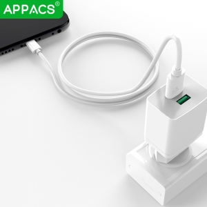 APPACS U152 popular iPhone white cable