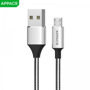 APPACS U16 Metal cable for Cell phone charging