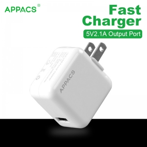 APPACS AB02036 Portable usb charger for iPhone tablet  usb power adapter