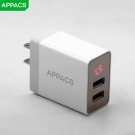China APPACS A6 Qualcomm  3.4A  quick Charger factory