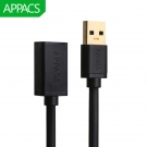China APPACS U173 3A 3.0 USB Cable Male to Female factory