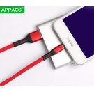 China APPACS U214 iPhone flat cable 2.4A factory