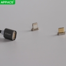 China APPACS U779 iPhone magnetic usb cable factory