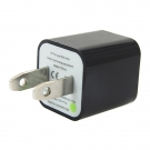 China APPACS AB02001 Apple usb to wall charger with single usb 5v 1a factory