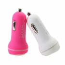 China APPACS AB01003N Fashion design 5v 1A-3.1A promotional usb car charger factory