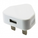 China High quality 3 pin universal mobile UK charger factory