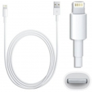 China Original iPhone 5 MFI lightning USB data cable factory