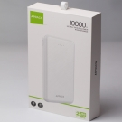China Draagbare Power Bank 10000 mah fabriek