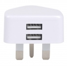 China White UK main usb adapter plug for any usb device factory
