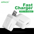 Fabbrica della Cina smart travel USB charger adapter wall portatile
