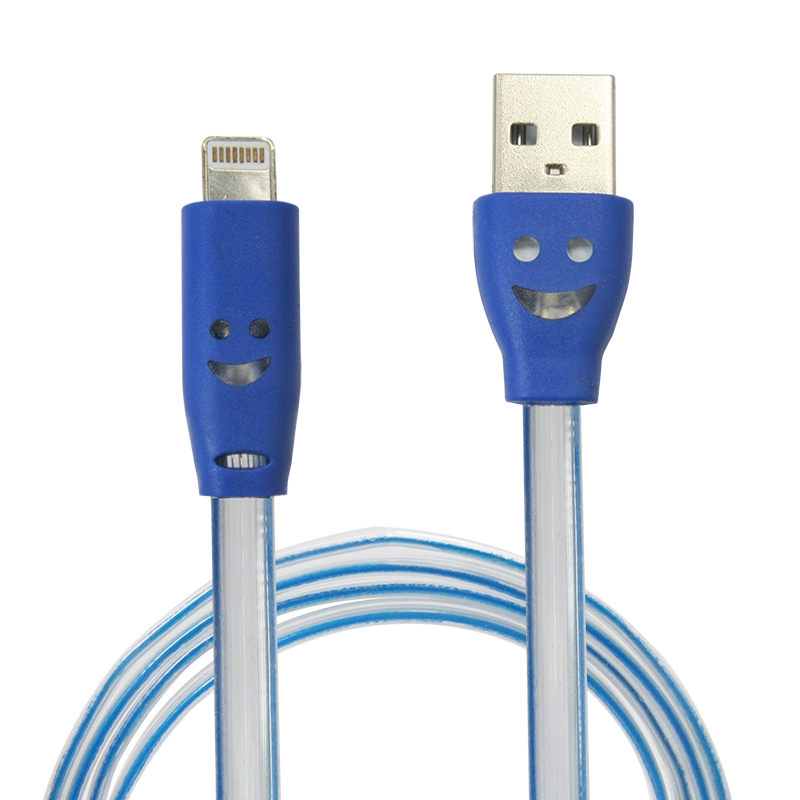Acs Ab03008 High Quality Led Usb Data Cable For Smart Phones